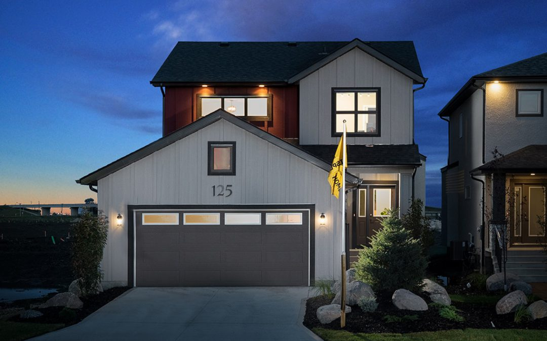 Show homes offer opportunity to view newest trends