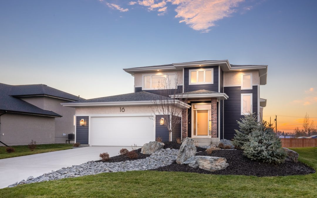 The five phases of new home construction
