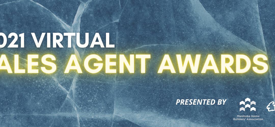 2021 Virtual Sales Agent Awards