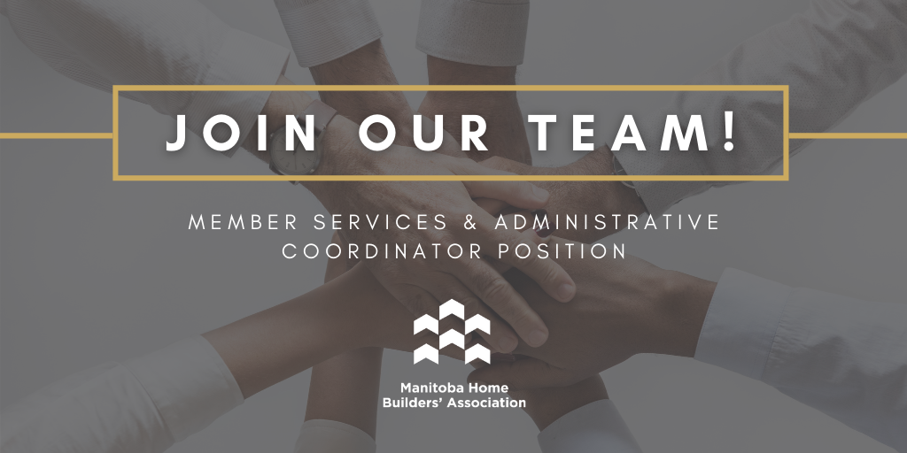 Career Opportunity – Member Services and Administrative Coordinator